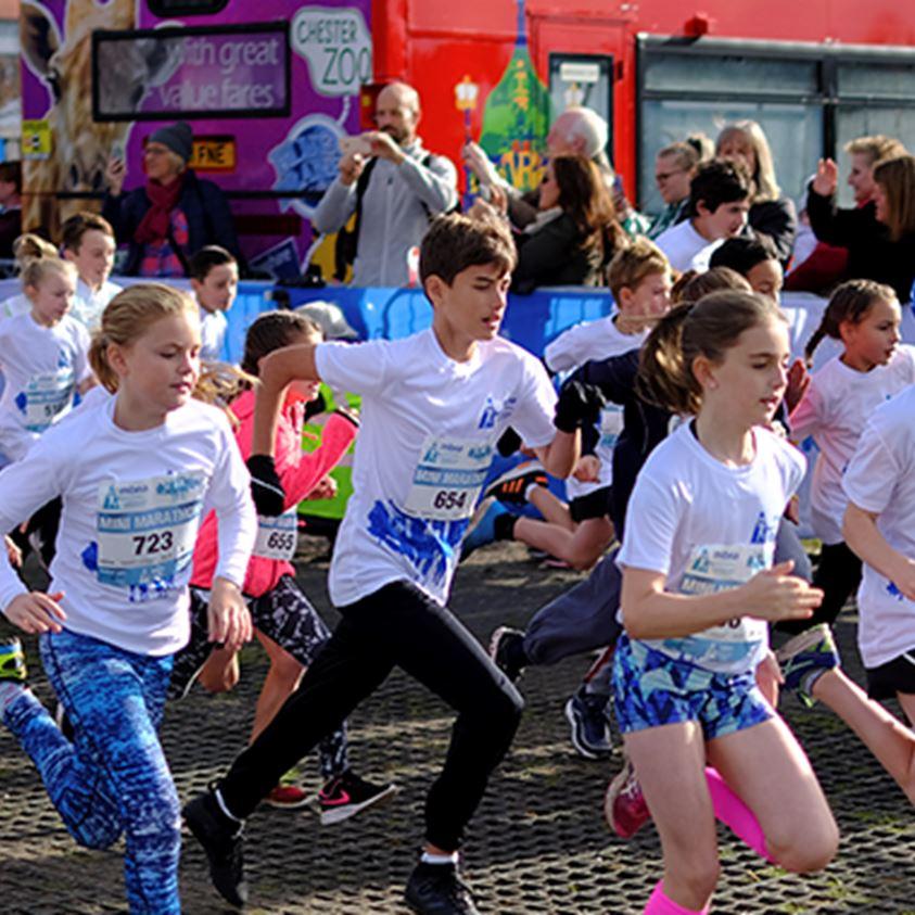 Active Leisure Events Mini Marathon 2019